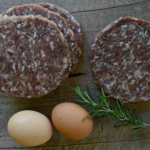 Langenfelder Pork Sausage Patties